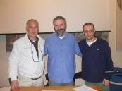 Angelo Valerio, Maurizio Tondolo, Antonio Saccoccio