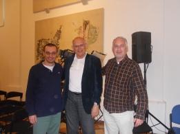 Antonio Saccoccio, Hugues De Varine, Angelo Valerio