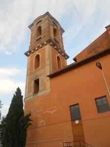 Tor Tre Ponti: chiesa di San Paolo